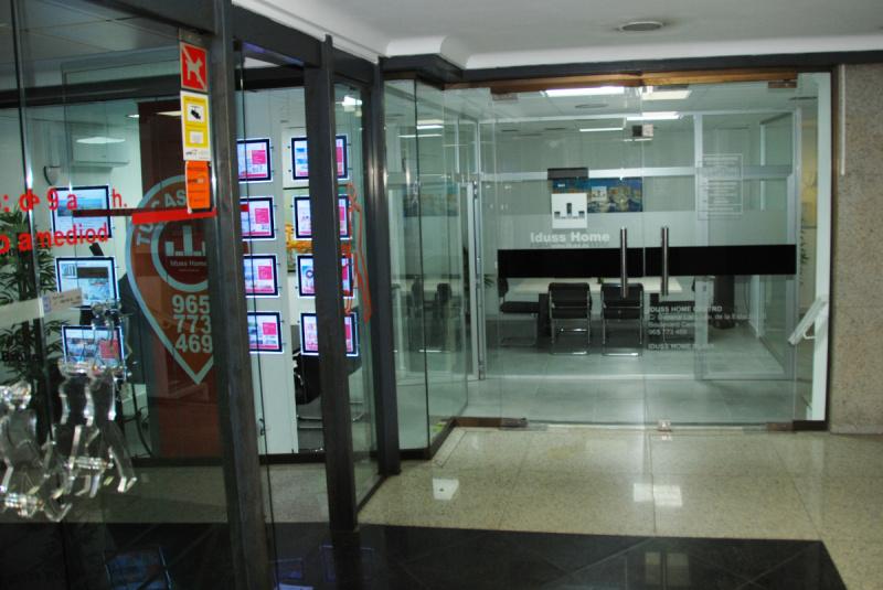Avenida de la estación 5, 03003, ,Oficina,En alquiler,CC Bulevard Plaza,Avenida de la estación,1013
