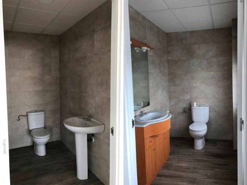 Charles Darwin 6, 03203, 5 Habitaciones Habitaciones,Oficina,En alquiler,Charles Darwin,1019