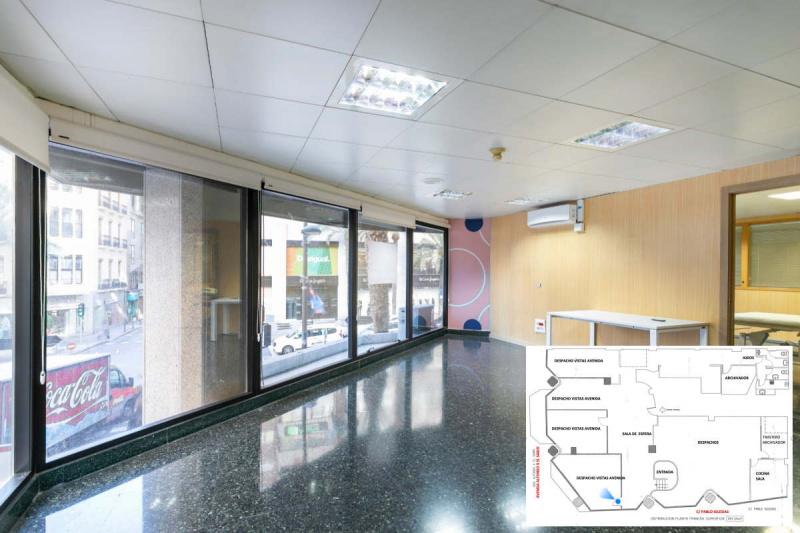 Avenida Alfonso X el Sabio 24, Alicante, 03004, ,Local Comercial,En alquiler,Avenida Alfonso X el Sabio,1026